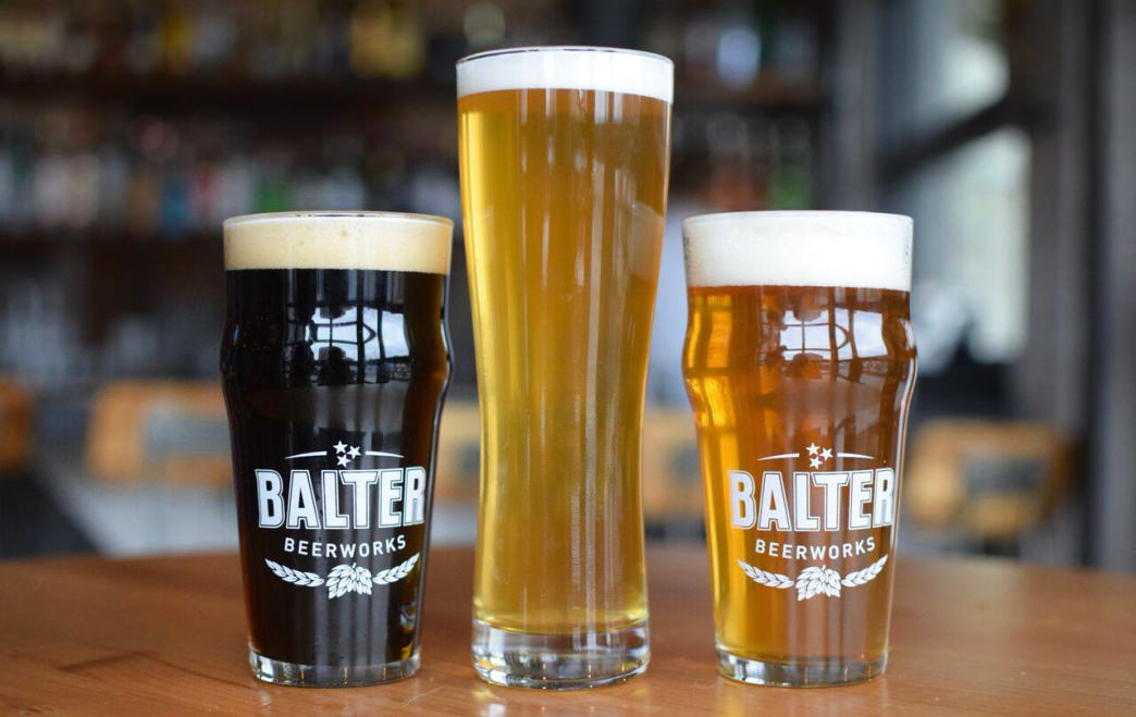 Balter Beerworks offers a wide range of brews.