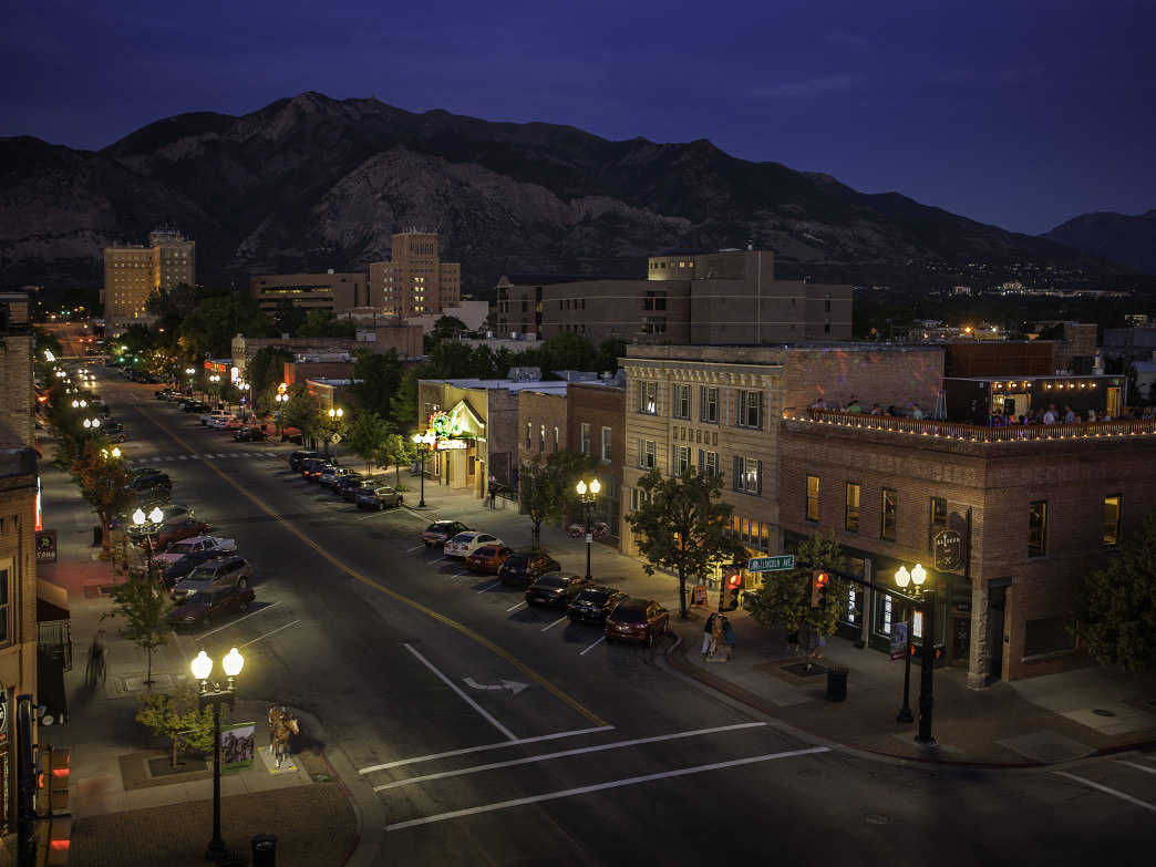 Ogden is now a popular mountain town that serves as a hub for outdoor adventure—but its origin is far different.