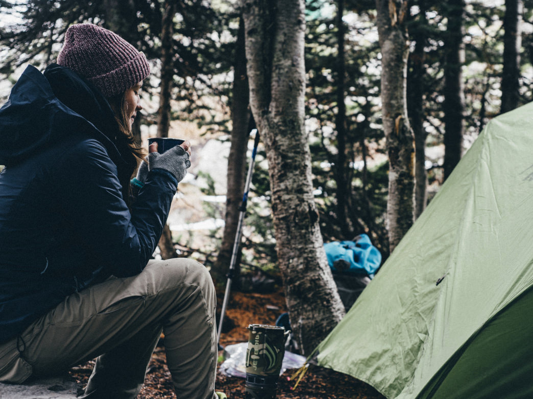 If you follow the advice of seasoned hikers, you can find ways to beat the cold.