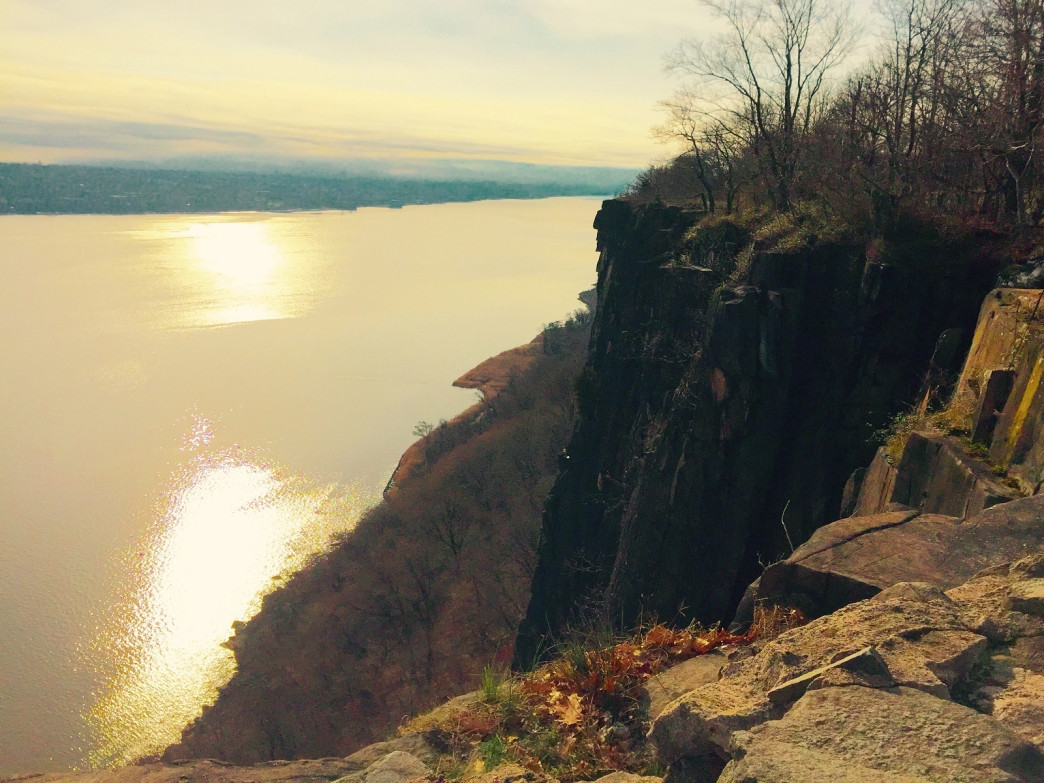 Palisades Interstate Park at State Lookout