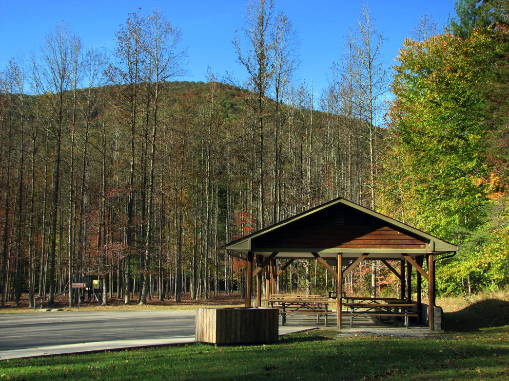 The park has 50 miles of trails spread out across its 24,000 acres.
