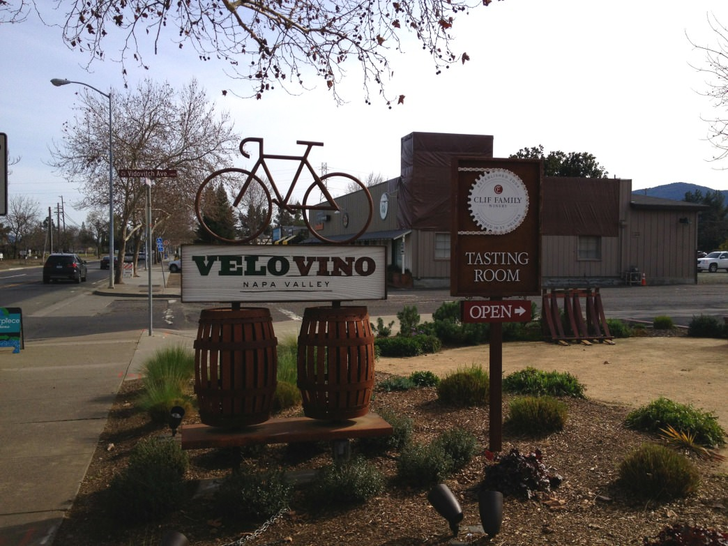 Velo Vino in St. Helena is the ideal spot to start a two-wheeled exploration of wine country.