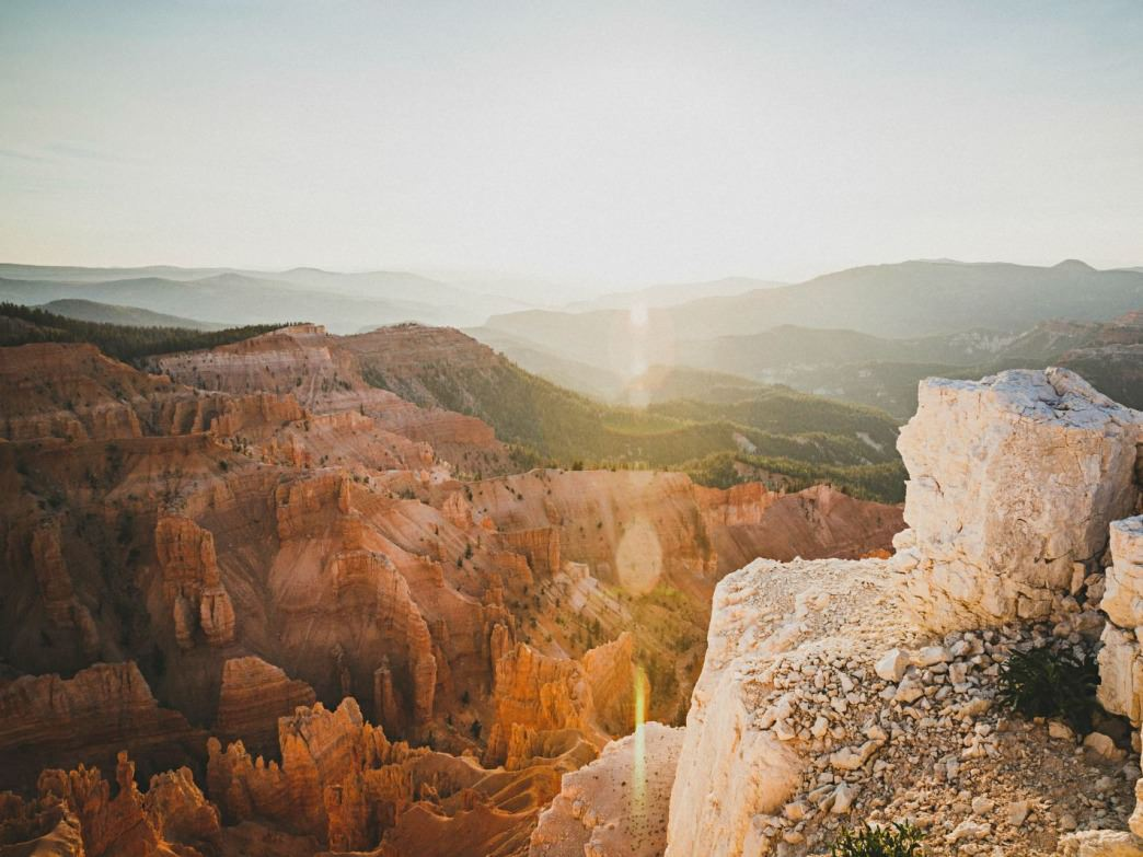 Sunset on Point Supreme, Cedar Breaks National Monument, Utah