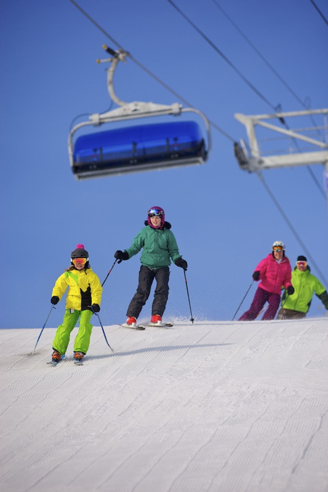 Mount Snow is dedicated to take as much of the stress out of learning to ski as possible.