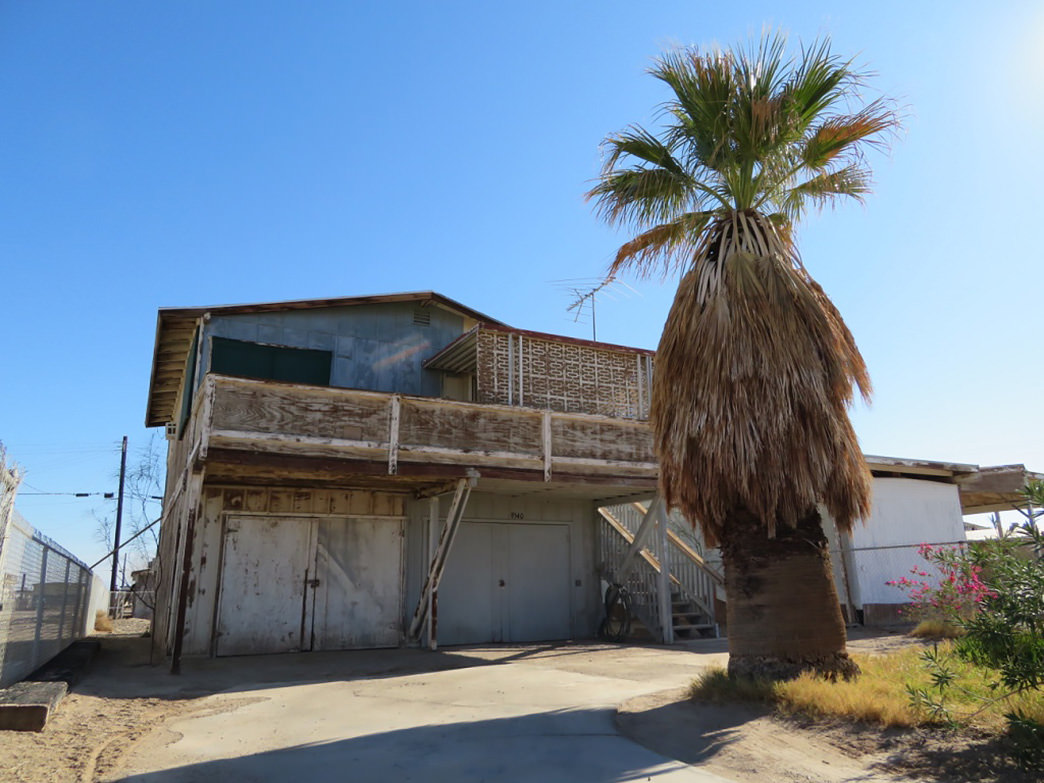 Once a hotbed for tourism, the Salton Sea has seen a dramatically different turn of fate in recent years.      Krista Diamond