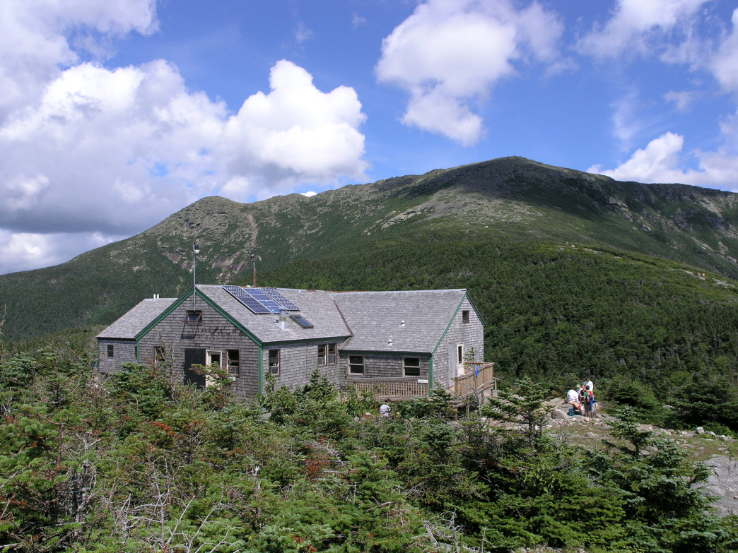 The Greenleaf Hut could be your office for the summer.