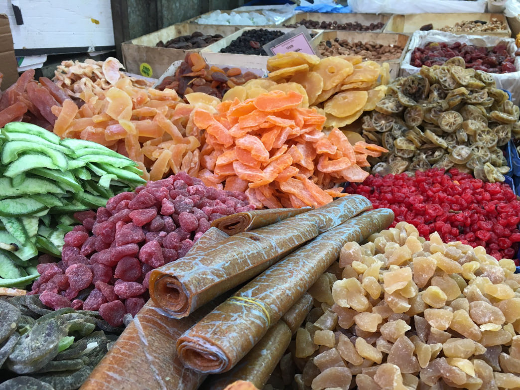 A Taste Of Israeli Food From Trail To Table