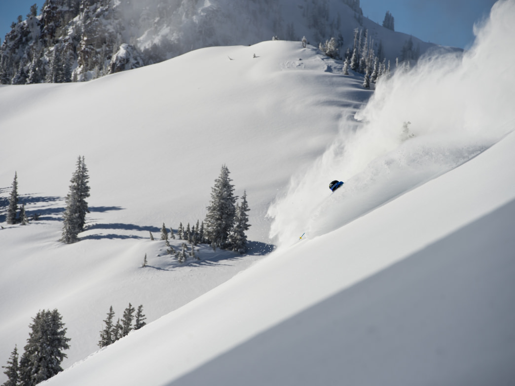 Alta may not look like this in the summer, but it's the best time of the year to buy your annual ski pass.