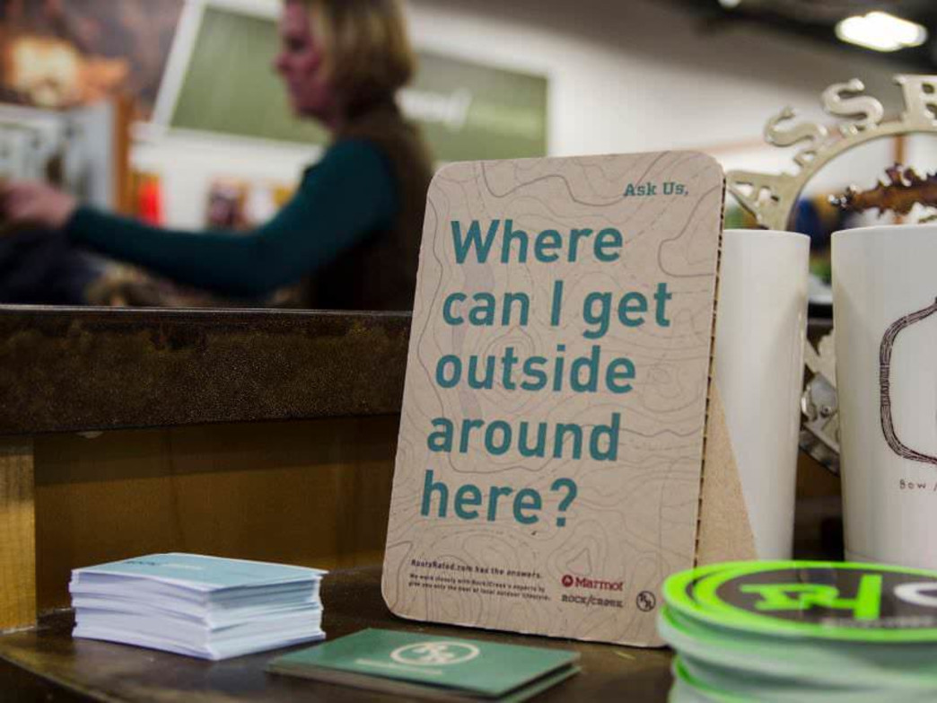 We believe that specialty retailers are town centers. RootsRated works with the best specialty retailers to help people access the outdoor experiences that local experts know and love.