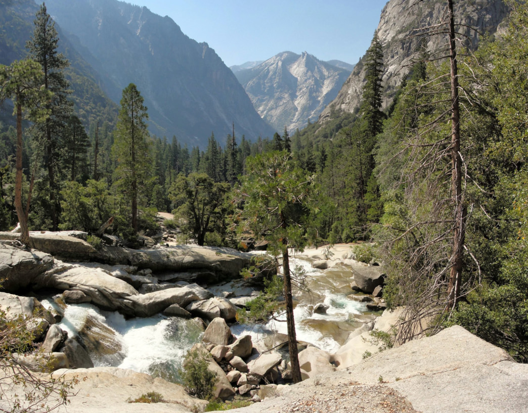Mist Falls is a must-see if you are in Sequoia and Kings Canyon National Parks.