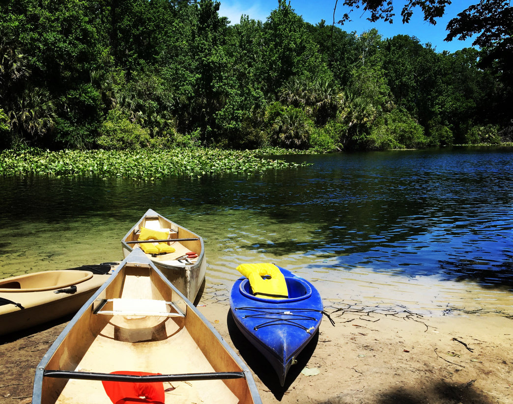 5 Great Swimming Holes in Central Florida