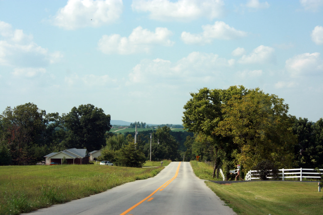 Kentucky's open roads feel inviting to cyclists.