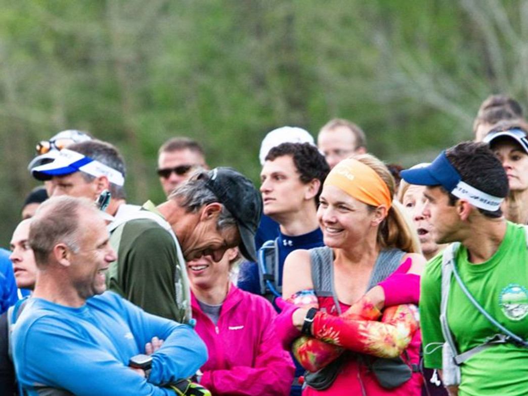 Paul Geist credits a great ultra running community with his love for the sport