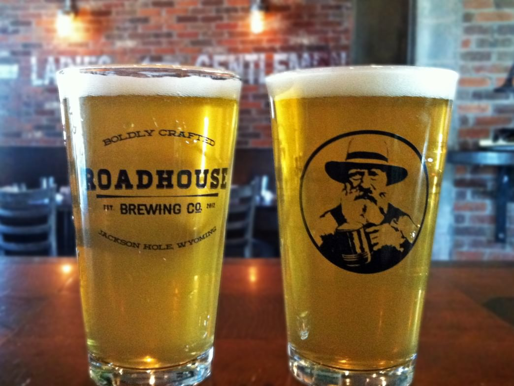 Try a Rhombus or Saison en Regalia at Roadhouse after a day at JHMR.