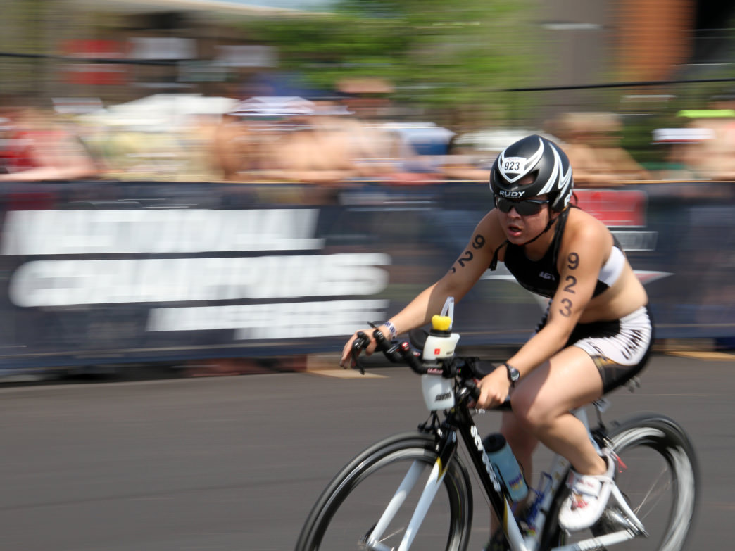 Learn the basics to train and complete your first triathlon.
