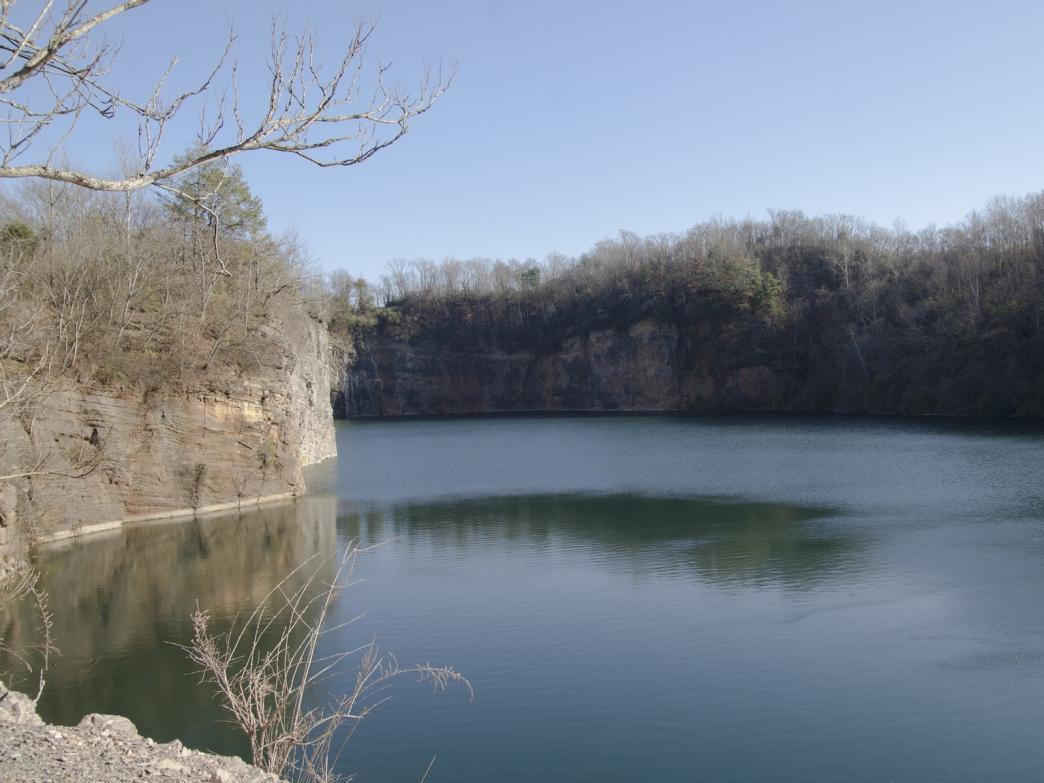 Fort Dickerson Quarry Hiking