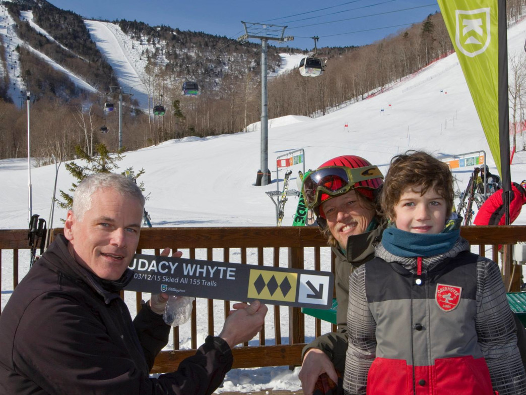 Killington has been voted the best place in the nation to learn to ski.