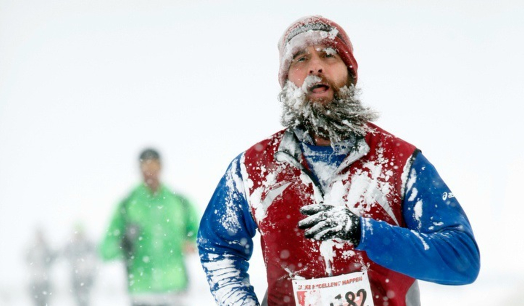 how to go trail running