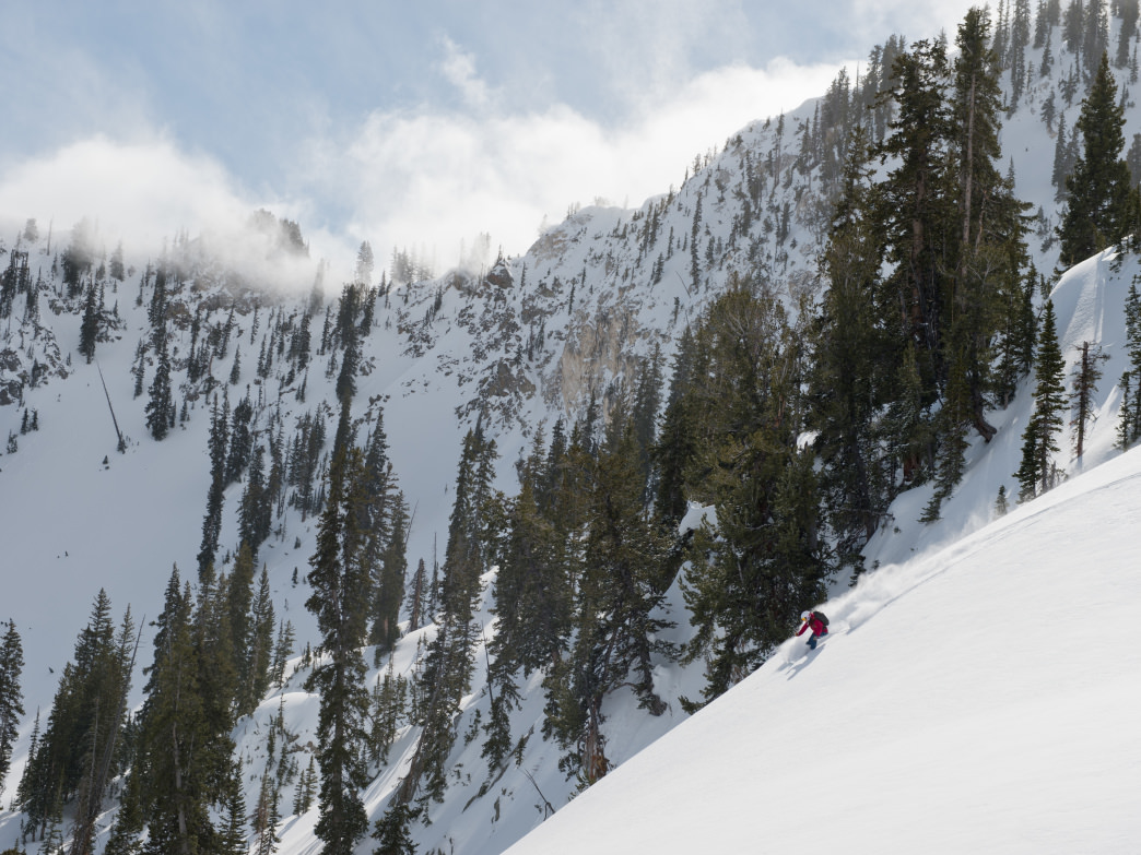 It is not all that hard to wake up in your bed in Texas and be on the slopes of Alta—or any other Utah resort—by the afternoon.