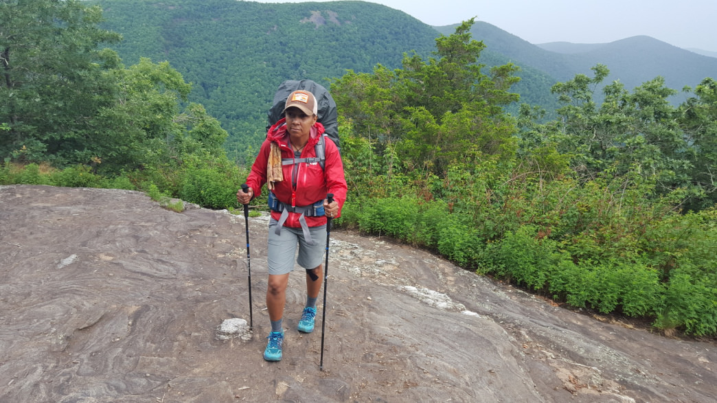 Olivia Affuso has completed endurance events all over the Southeast.