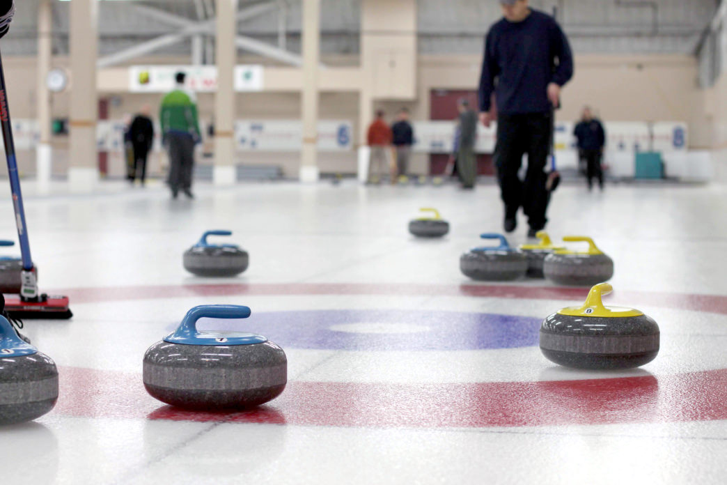 Try out curling for yourself.