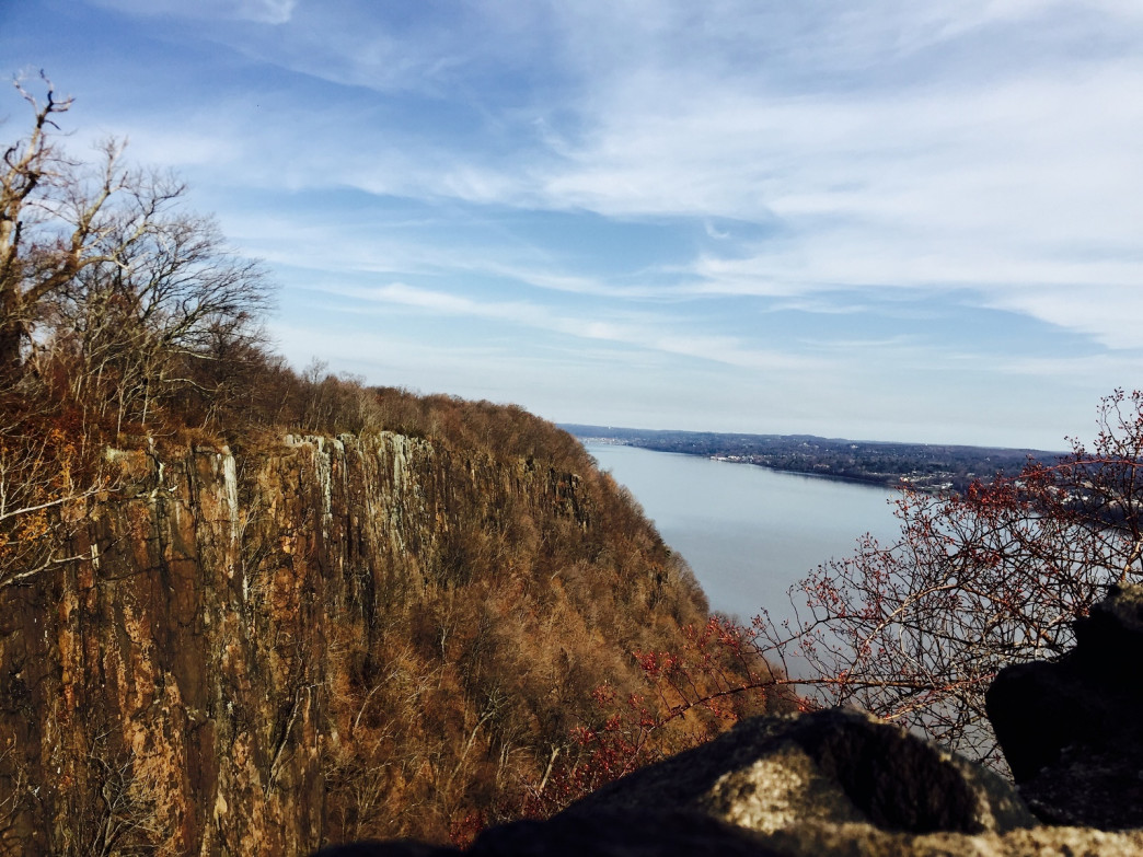 Views of New York from Palisades Interstate Park