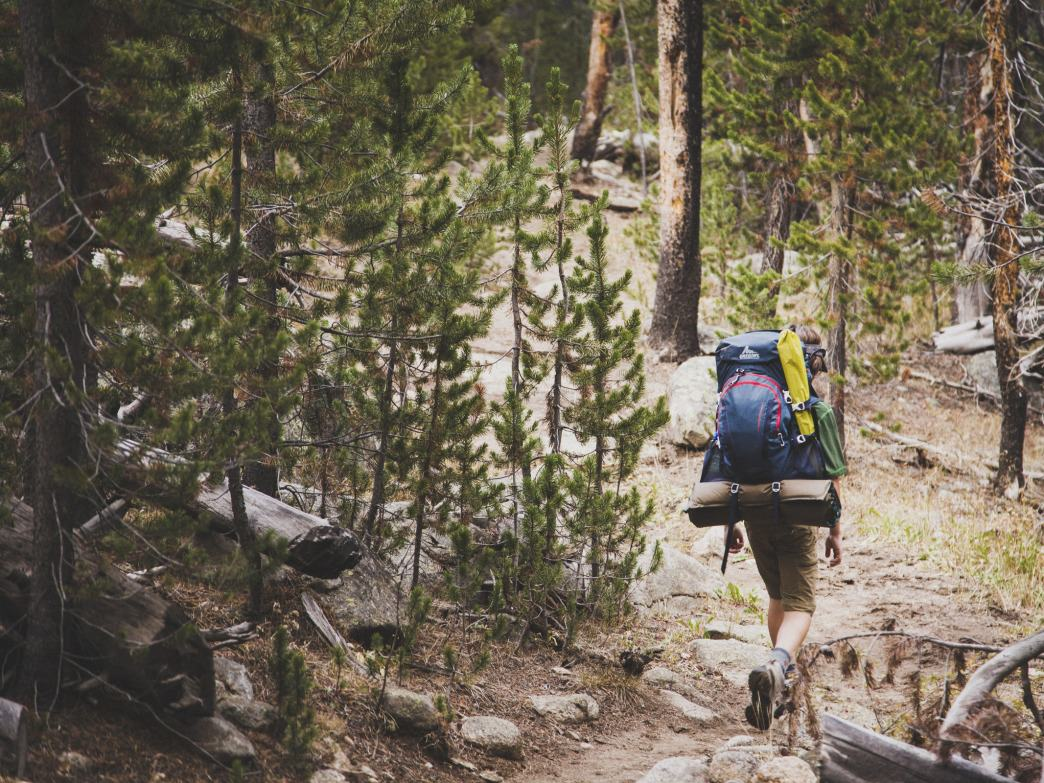 Backpacking in the Uinta Mountains is paradise for outdoor enthusiasts.