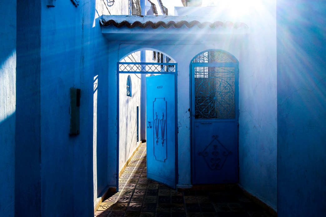 Chefchaouen serves as an excellent base of operations for exploring alpine Morocco.