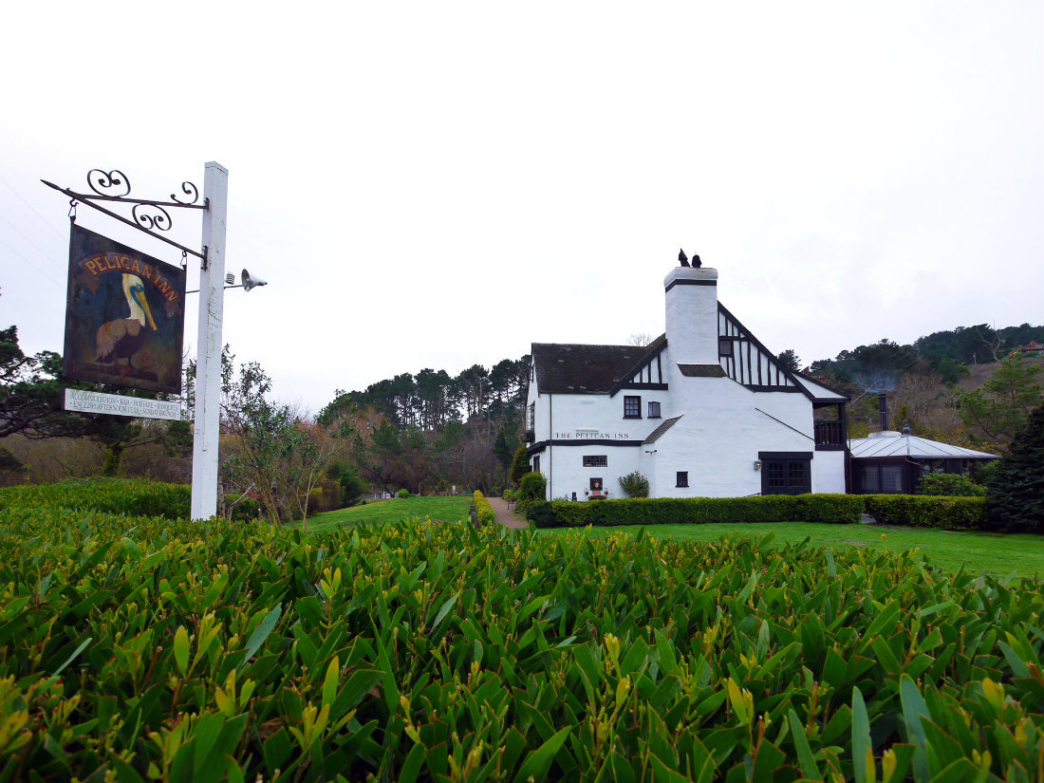 The Pelican Inn is a charming slice of the English countryside in the Marin headlands