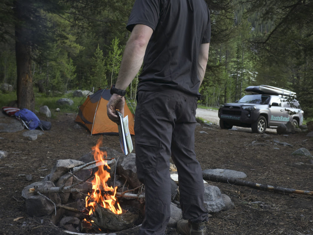 One of the best car camping experiences you can have in Colorado: Lincoln Creek Campground.