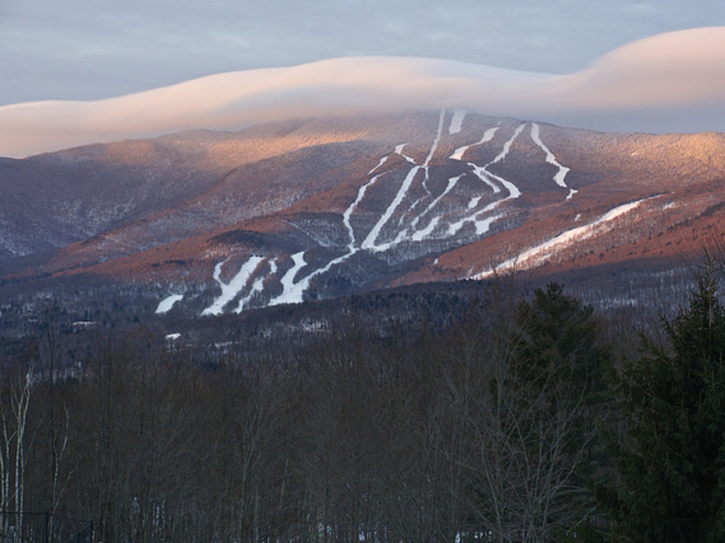 Sunrise at Sugarbush