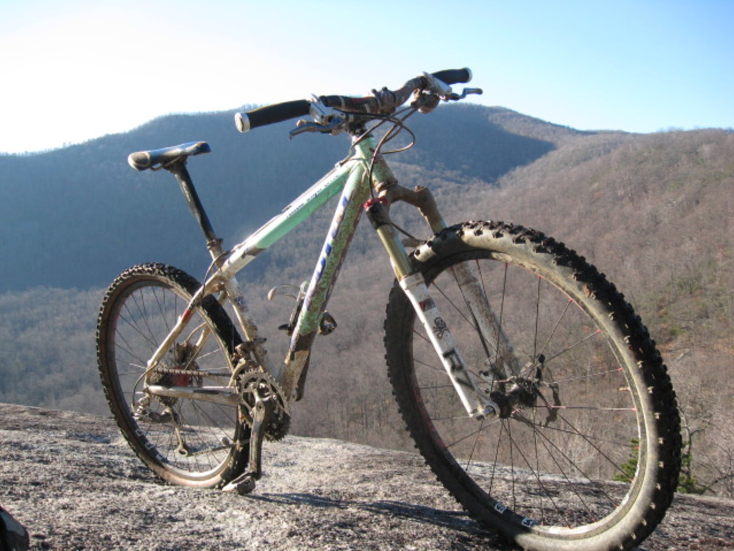 SORBA keeps trails like Slate Rock in the Pisgah National Forest open to the public.