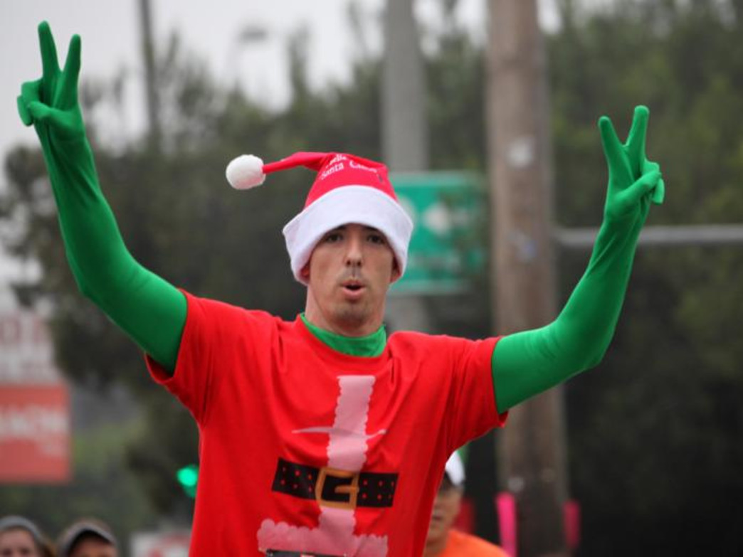 Don your best holiday gear at the Ugly Sweater 5k this December.