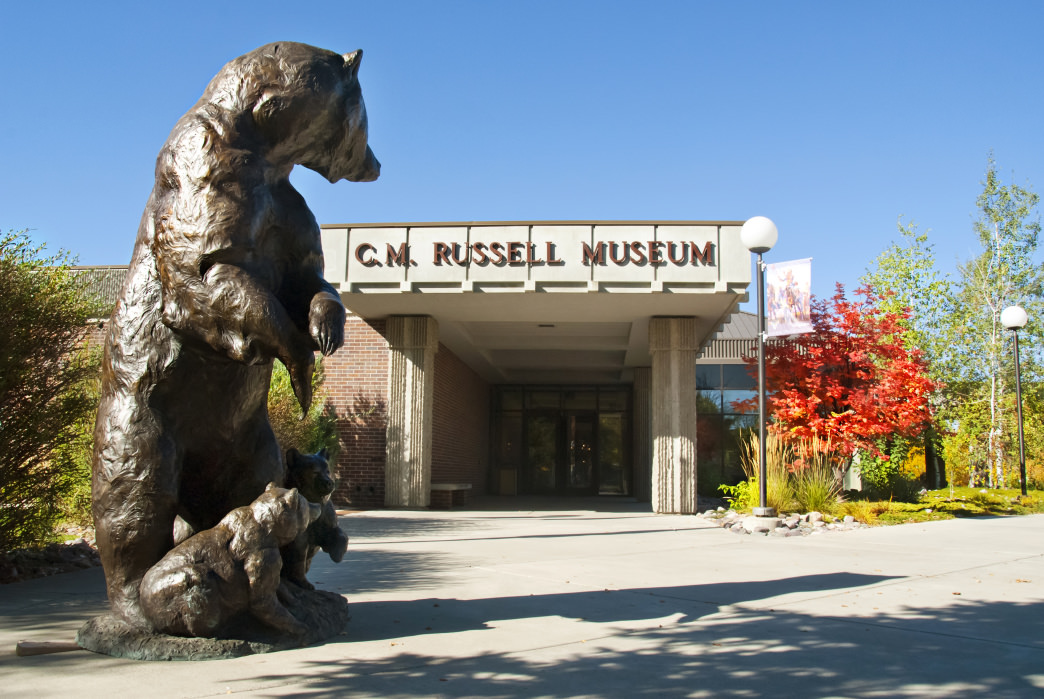 Visit the Russell Museum for a new appreciation for the region's impressive history.