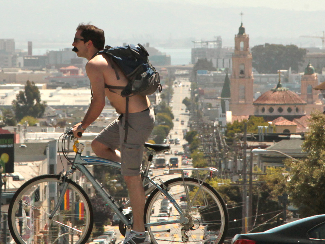 4 Tips For Smooth Bike Riding In San Francisco