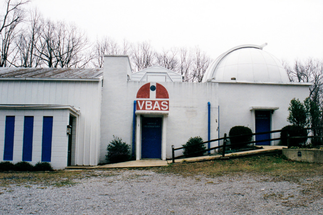 Huntsville's Von Braun Astronomical Society opens its doors to the public every month.     Joe Cuhaj