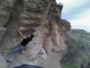 Image for Table Rock Bouldering - Traverse Wall