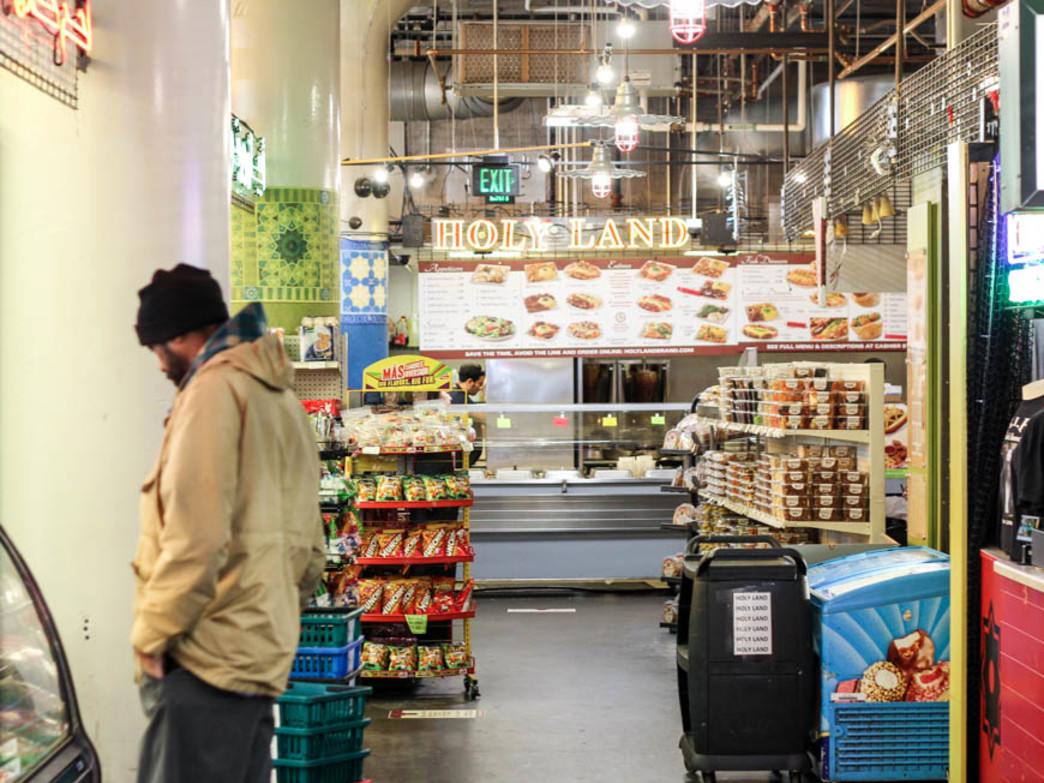 You're far from short on options in the Midtown Global Market
