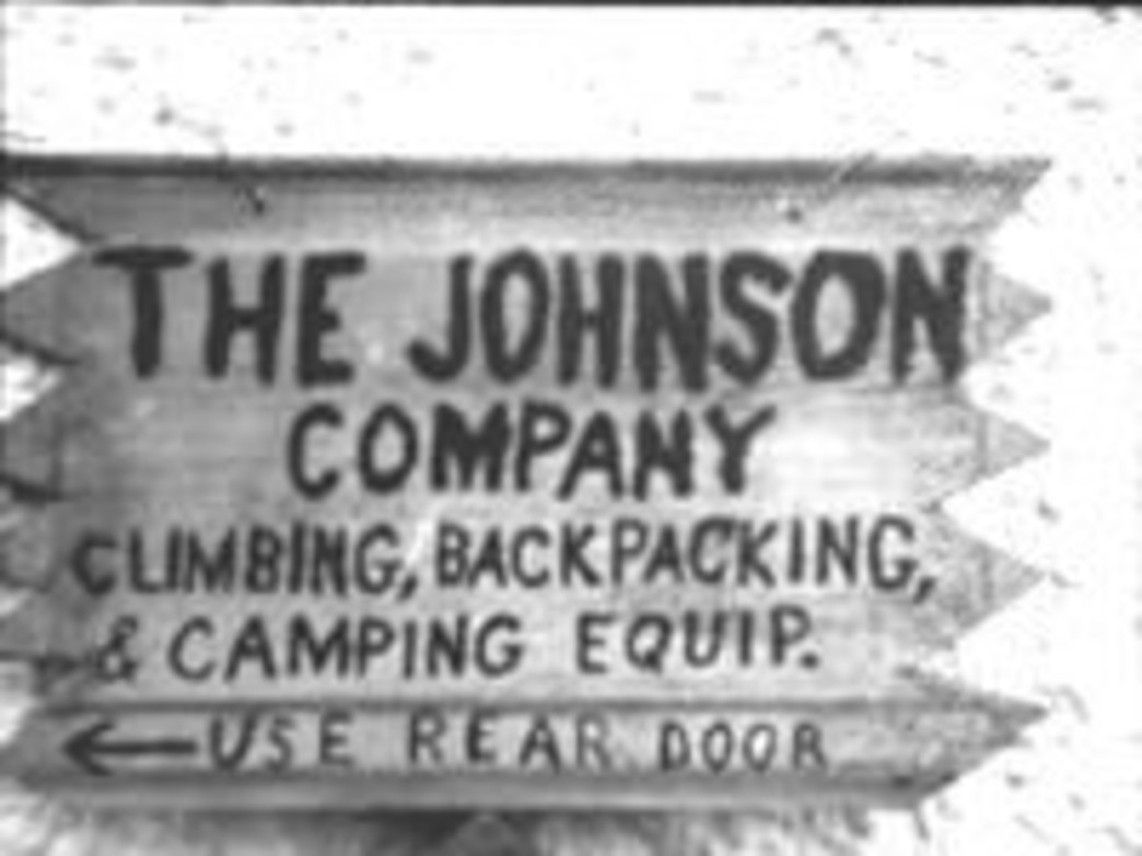The Beginnings of a Business, Courtesy of Midwest Mountaineering
