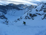 Image for Spoon Couloir, Disappointment Peak