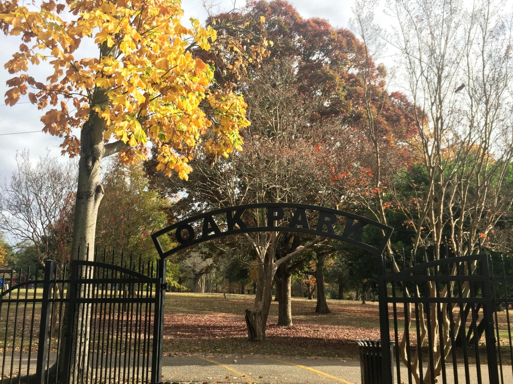 Historic Oak Park - the oldest in Montgomery