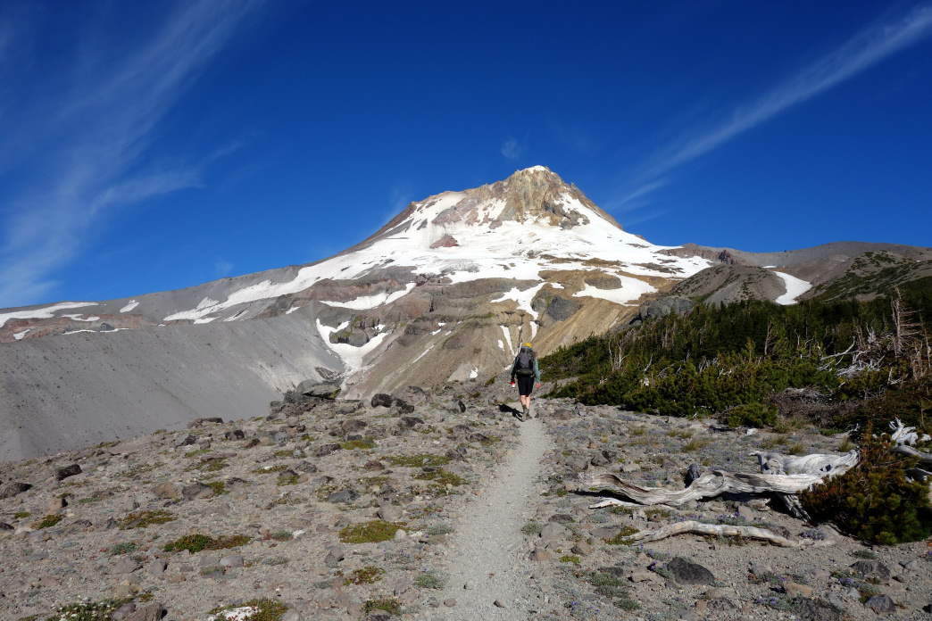 The Timberline Trail: Circumnavigating America's Most Picturesque Peak