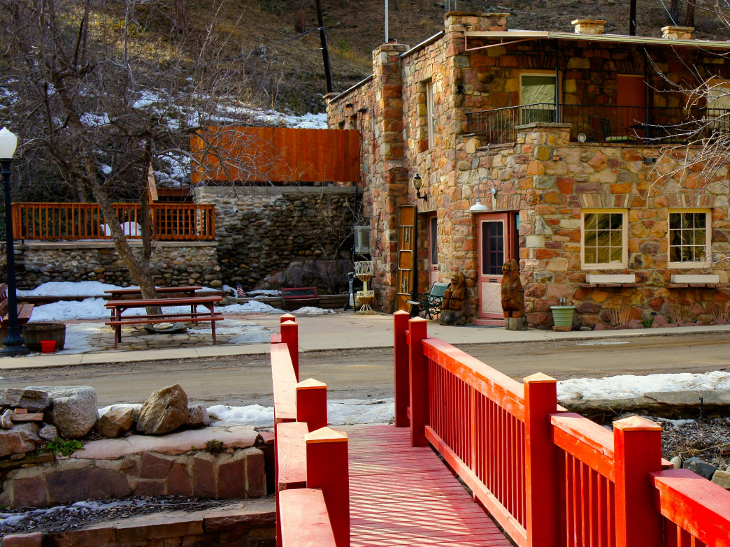 The Boulder Mountain Lodge is transforming into the place for adventurers to stay.