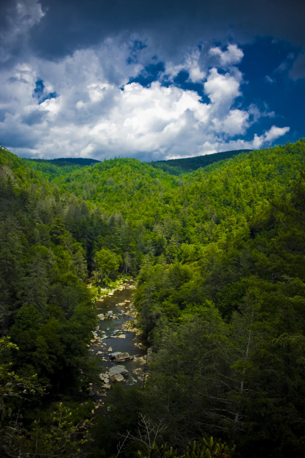 4 Waterfall Swimming Holes In Western North Carolina