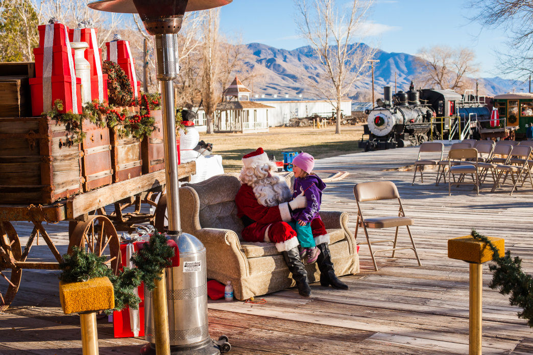 Bishop is a fun, historic town to visit any time of year! Amy Leist