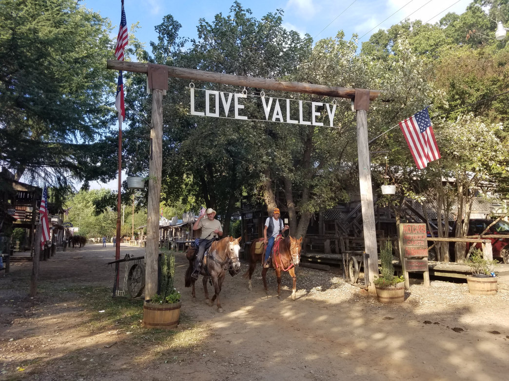 Love Valley is short but sweet, giving you a taste of the Old West.     Rob Glover
