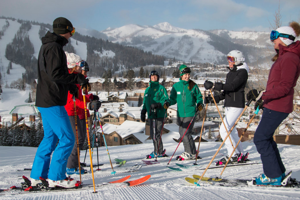 Keeping guests happy is the number one priority at Deer Valley.