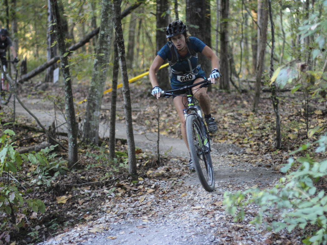 RiverRocks has events, including mountain bike races, through the entire month of October.