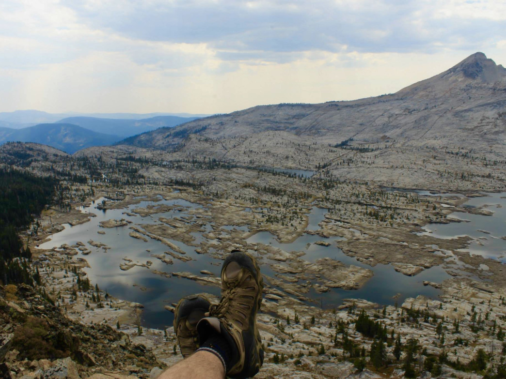 South Lake Tahoe offers plenty of choices for unlacing your boots at the end of a long hike.
