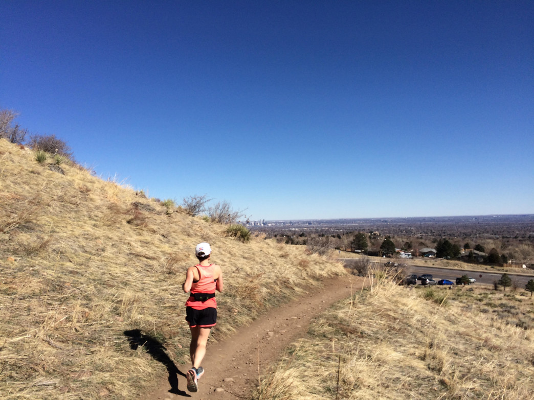 Denver is full of easy-to-access trails perfect for exploration.